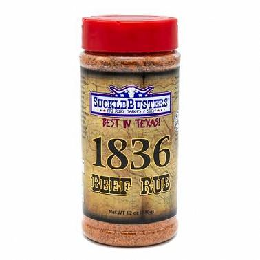 Suckle Busters 1836 Beef Rub