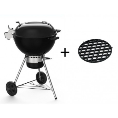 Master-Touch Premium SE E-5775 grill węglowy Weber