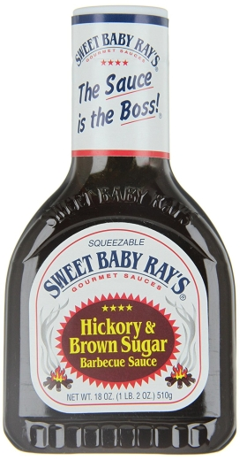 Sweet Baby Ray's Hickory & Brown Sugar