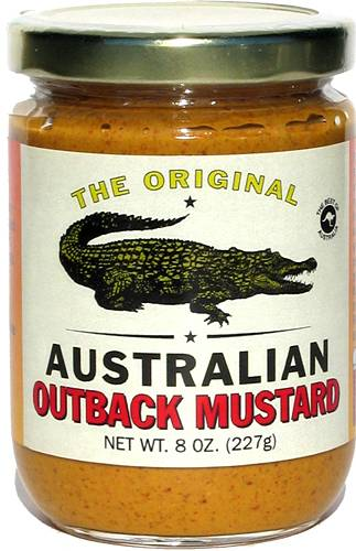 The Original Australian Outback Mustard