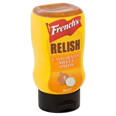 French's Relish California Sweet Onion