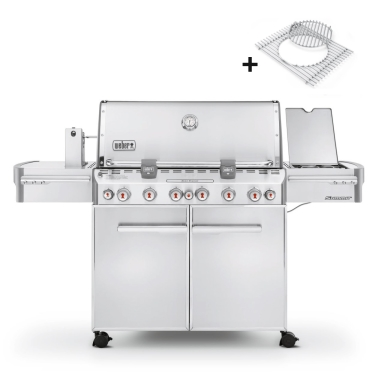 Summit S-670 GB grill gazowy Weber