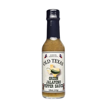 Green Jalapeno Pepper Sauce 148ml