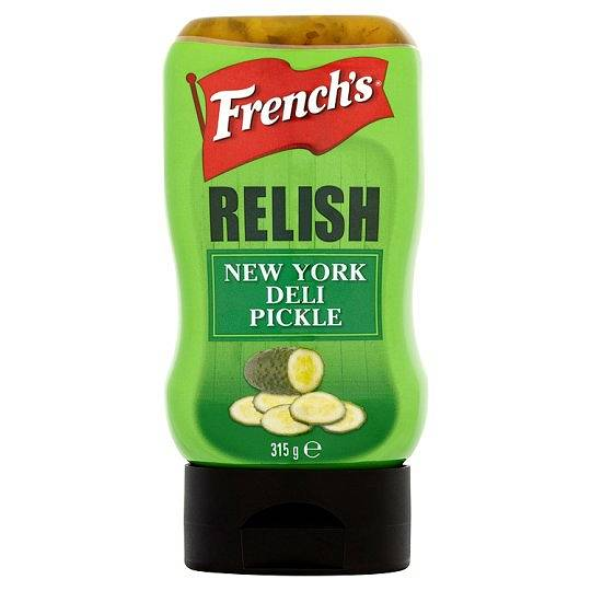 French's Relish New York Deli Pickle
