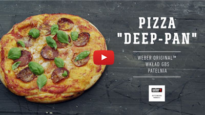 Pizza Deep-Pan